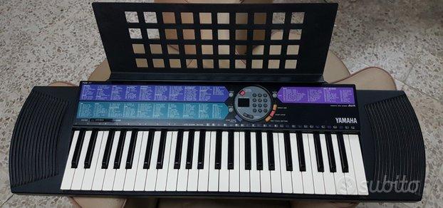 Pianola piano elettrica yamaha