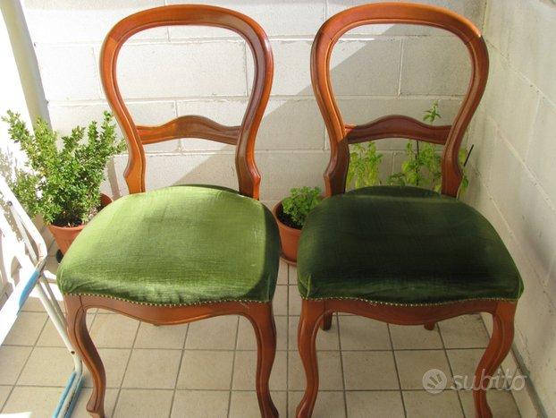 Sedie da soggiorno - Arredamento e Casalinghi In vendita a ...