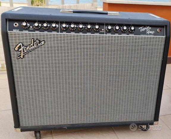 Fender valvolare Twin Amp