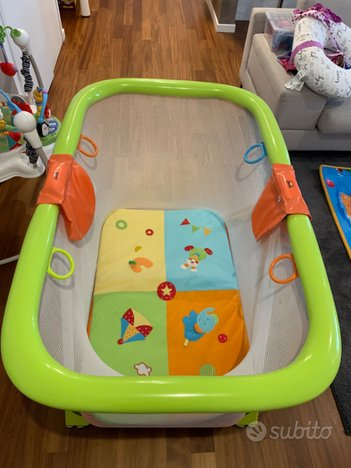 Box soft&play BREVI