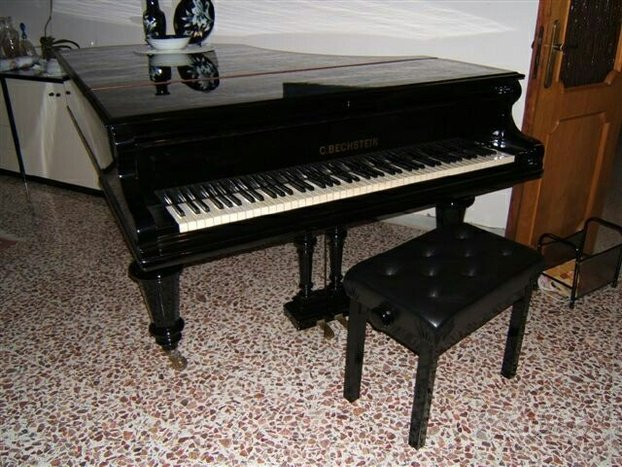 Pianoforte bechstein a coda