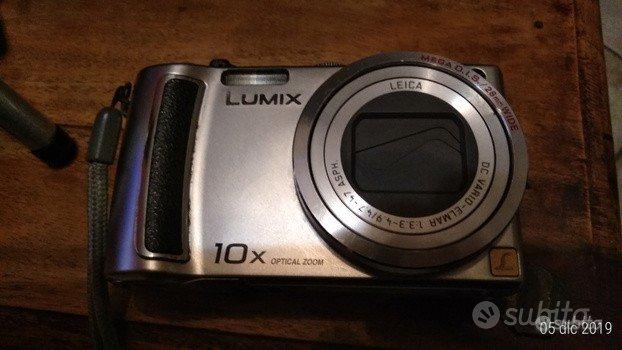Fotocamera digitale Panasonic Lumix TZ4