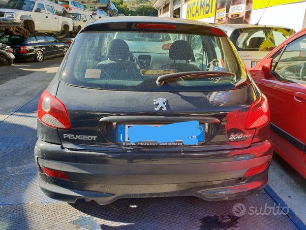 SOLO RICAMBI Peugeot 206