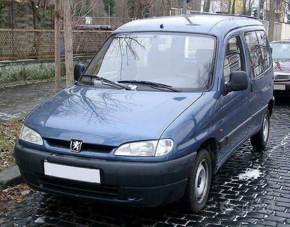 Parabrezza Peugeot Partner/Ranch 1 (96-09)