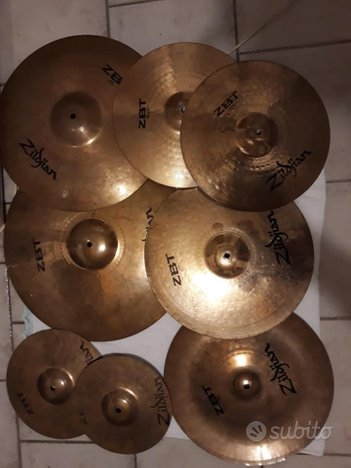 Zildjian ZBT Full Set
