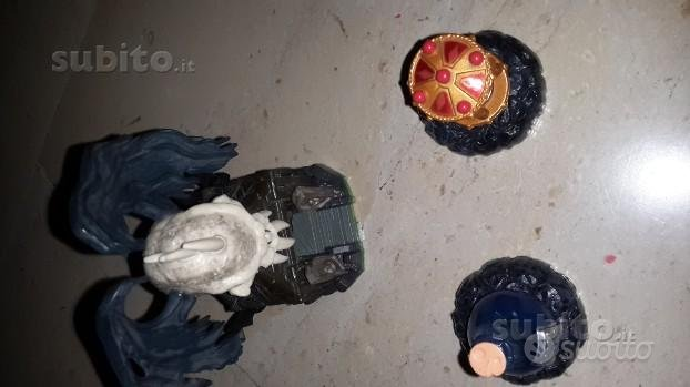 3 personaggi skylanders