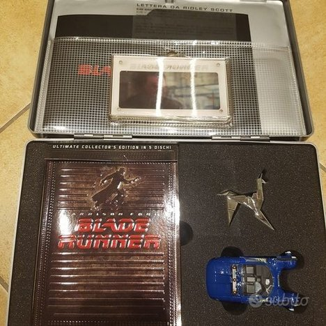 Blade Runner Ultimate Collector Edition