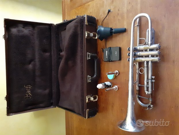 Tromba Stradivarius Bach