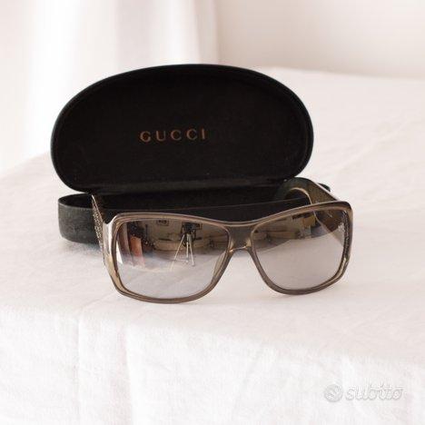 Occhiali da sole Gucci con Svarovski