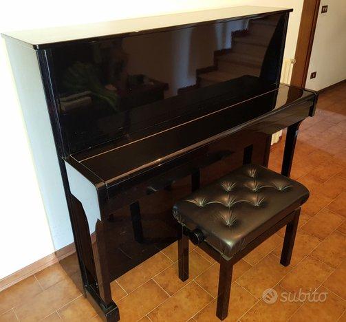 Pianoforte verticale Willermann