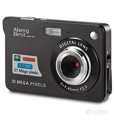 Fotocamera digitale NUOVO