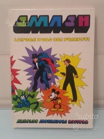 Libro Smash L'Epoca D'Oro Dei Fumetti 1975