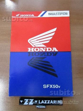 Ricambi Accessori Honda SFX