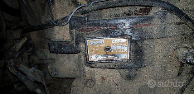 Cambio automatico sab 9.3 anno 2000 2.0 t. 16v
