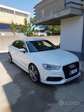 Audi a3 sedan 2.0 Tdi ambizioni s line x2