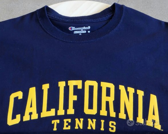 Maglietta t-shirt california tennis by champion