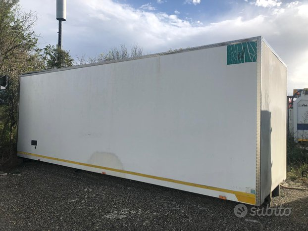 Container coibentati 7 metri