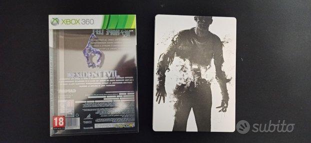 Resident Evil 6 SteelBox - Xbox 360