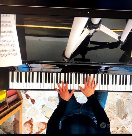Lezioni di Pianoforte, Musica e Solfeggio