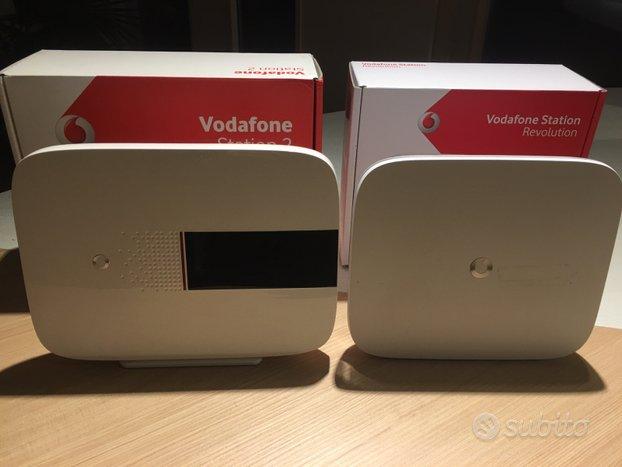 Vodafone station 2 e Vodafone revolution