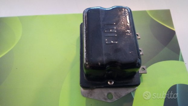 Fiat 1200-1500-1600 osca regolatore di corrente