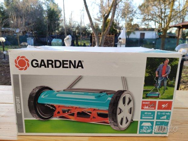 Rasaerba Gardena 400c nuovo