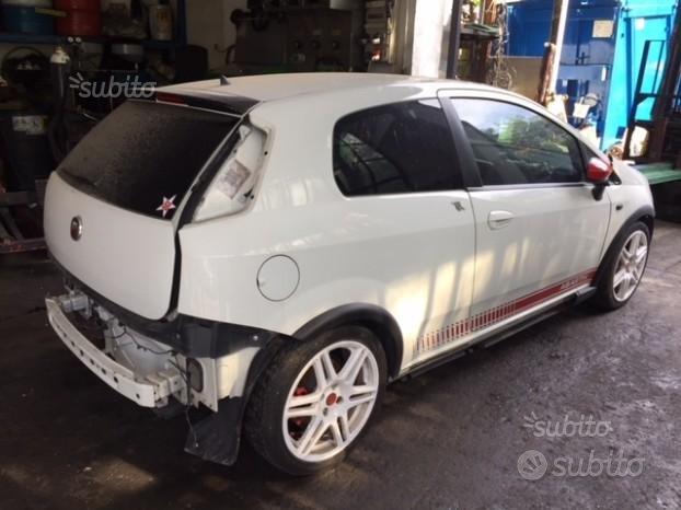 Ricambi Fiat Grande Punto Abarth 2007 e 2010