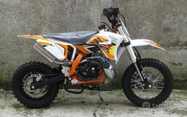 NUOVE MINICROSS 50 2T MORINI pit bike sx KTM REPLI