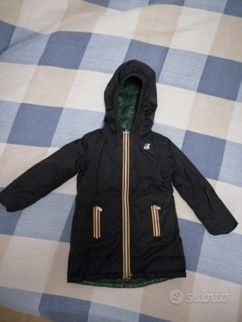 Kway k-Way Denise thermo plus double 4 anni