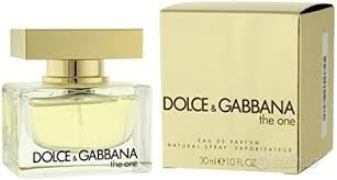 Profumo Dolce & Gabbana the one donna edp 75 ml