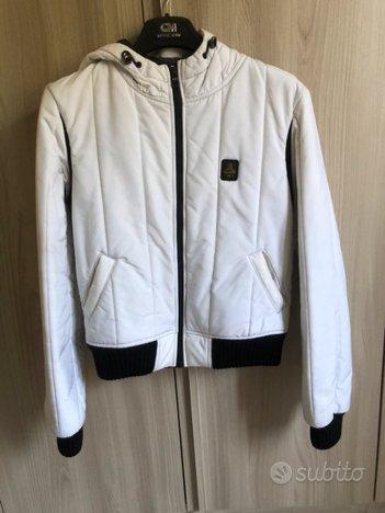 Giubbotto invernale Refrigiwear taglia 46 bianco