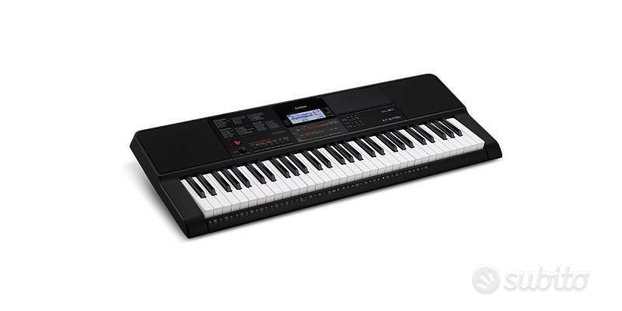 Casio ct x700 - tastiera portatile 61 tasti
