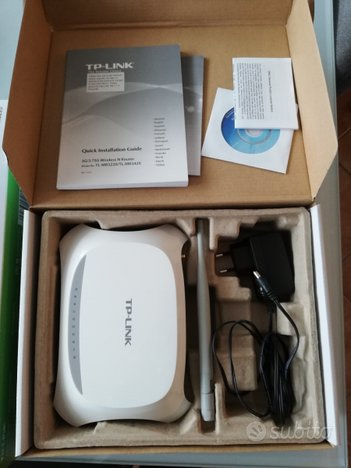 Router 3G/4G Wi-Fi TP-LINK