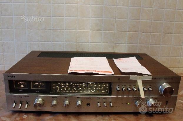 Philips . 22. a h. 796.tuner .amplificato