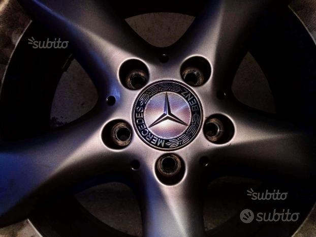 Cerchi originali Mercedes gomme Yokohama