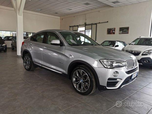 BMW X4 xDrive 20d xLine - 2015