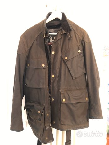 Giacca belstaff trial master