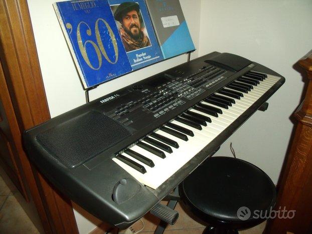 Tastiera farfisa F6