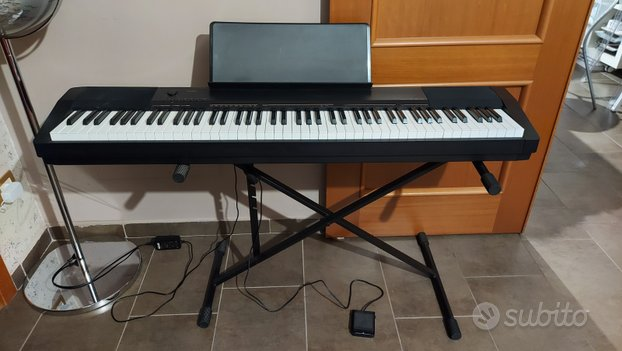 Casio CDP 130 Pianoforte Digitale Professionale