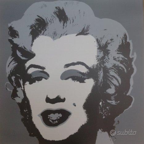 Andy Warhol Marilyn Monroe 11.24 SBM con autentica
