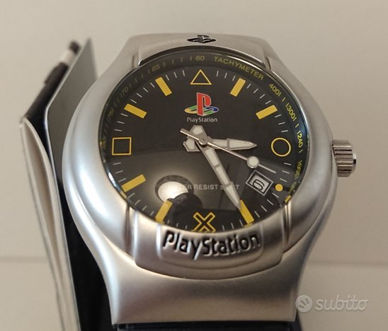 Orologio sector ufficiale sony playstation