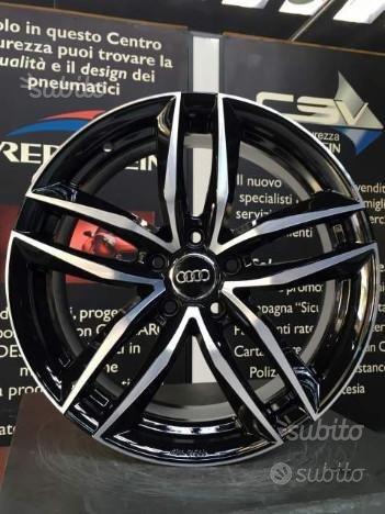 Cerchi in lega Audi Vw Skoda Seat Mercedes da 17