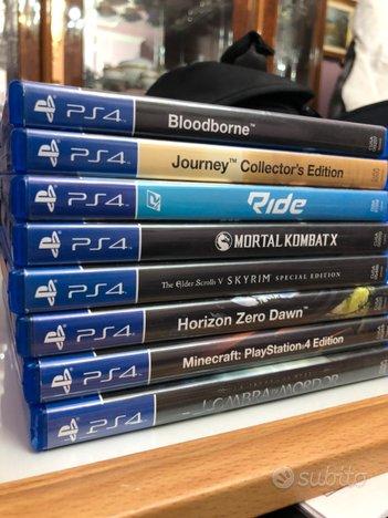 Giochi PS4 (playstation 4)