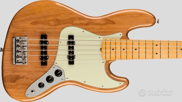 Fender Jazz Bass V American Professional II MN