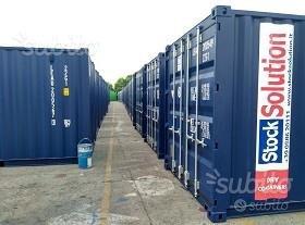 Vendita e noleggio container dry nuovi e usati
