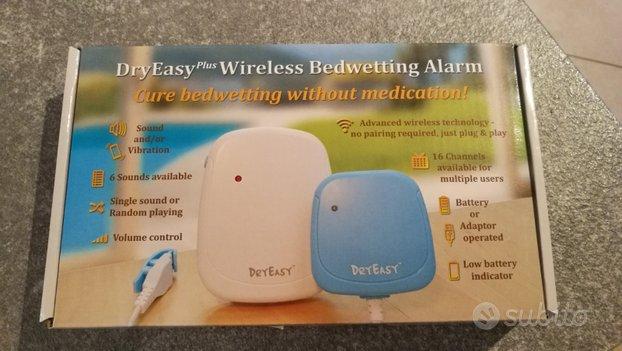 DryEasy Plus Allarme SENZA FILI per enures
