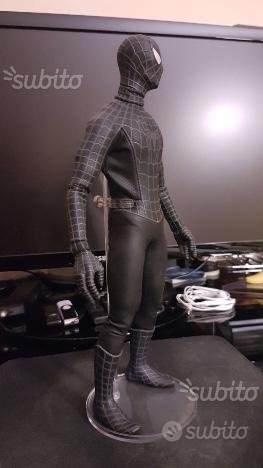 Spiderman RAH scala 1/6 Bkack Suit