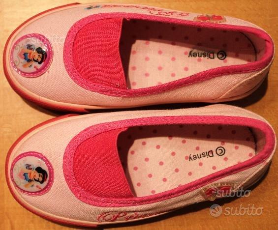 Scarpe nuove Principesse Disney misura 25
