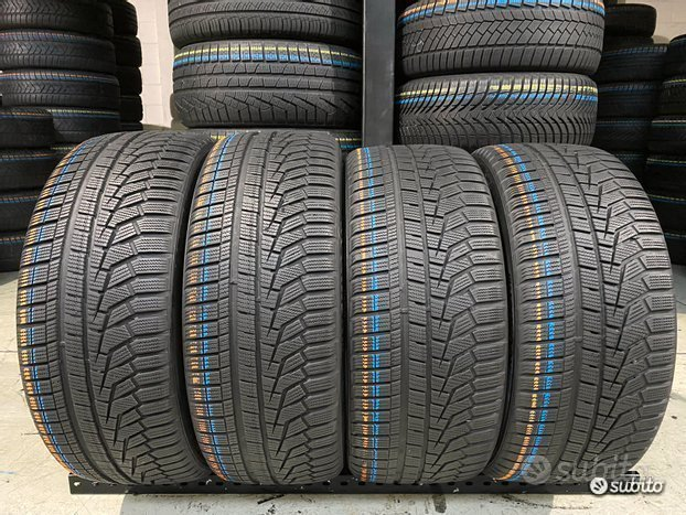 4 Gomme 255/45 R20 e 255/40 R20 Hankook 90% res