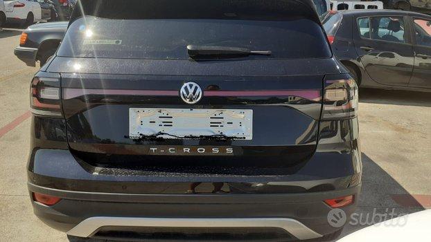 Ricambi Volkswagen T-Cross dal 2019 in poi